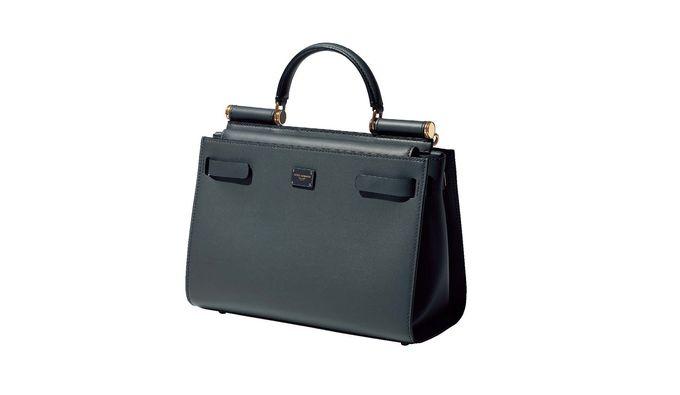 f519b7588a 洗練デザインが知的美人に導く!ドルチェ&ガッバーナのバッグ「シシリー 6…