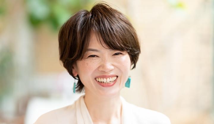 富田里佳さん(45歳/会社役員)