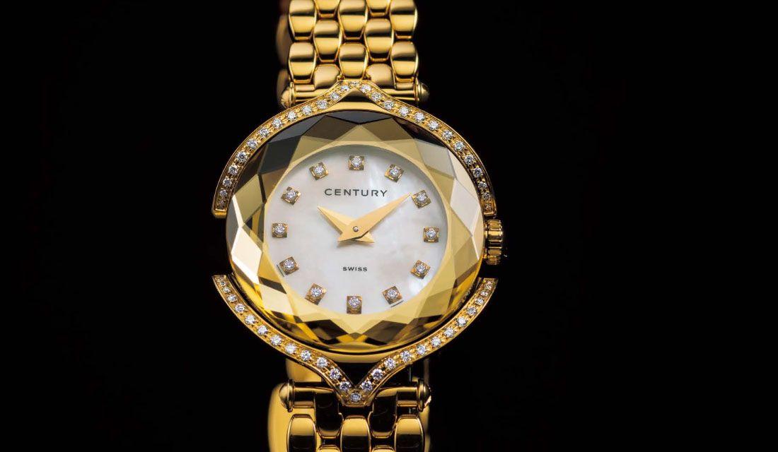 センチュリーの時計『アフィニティー』