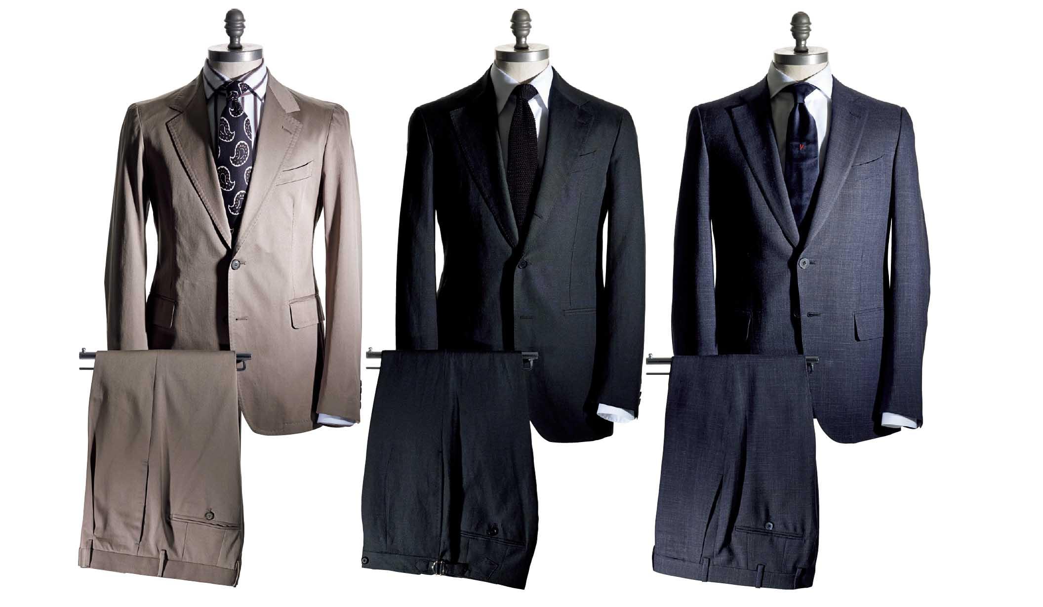 イザイア、デ ペトリロ、のスーツ