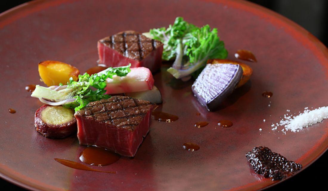 レストラン ロゼット(センチュリーコート丸の内)の肉料理