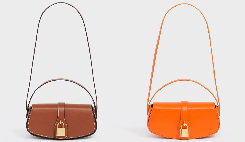 セリーヌの新作バッグ「タブゥ ストラップ付きクラッチ」