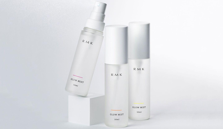ミストタイプの化粧水「RMK グローミスト」