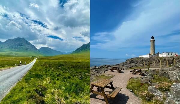 【スコットランドからのスローライフ便り】夏のお楽しみ!山と海の自然に癒されるドライブ旅へ