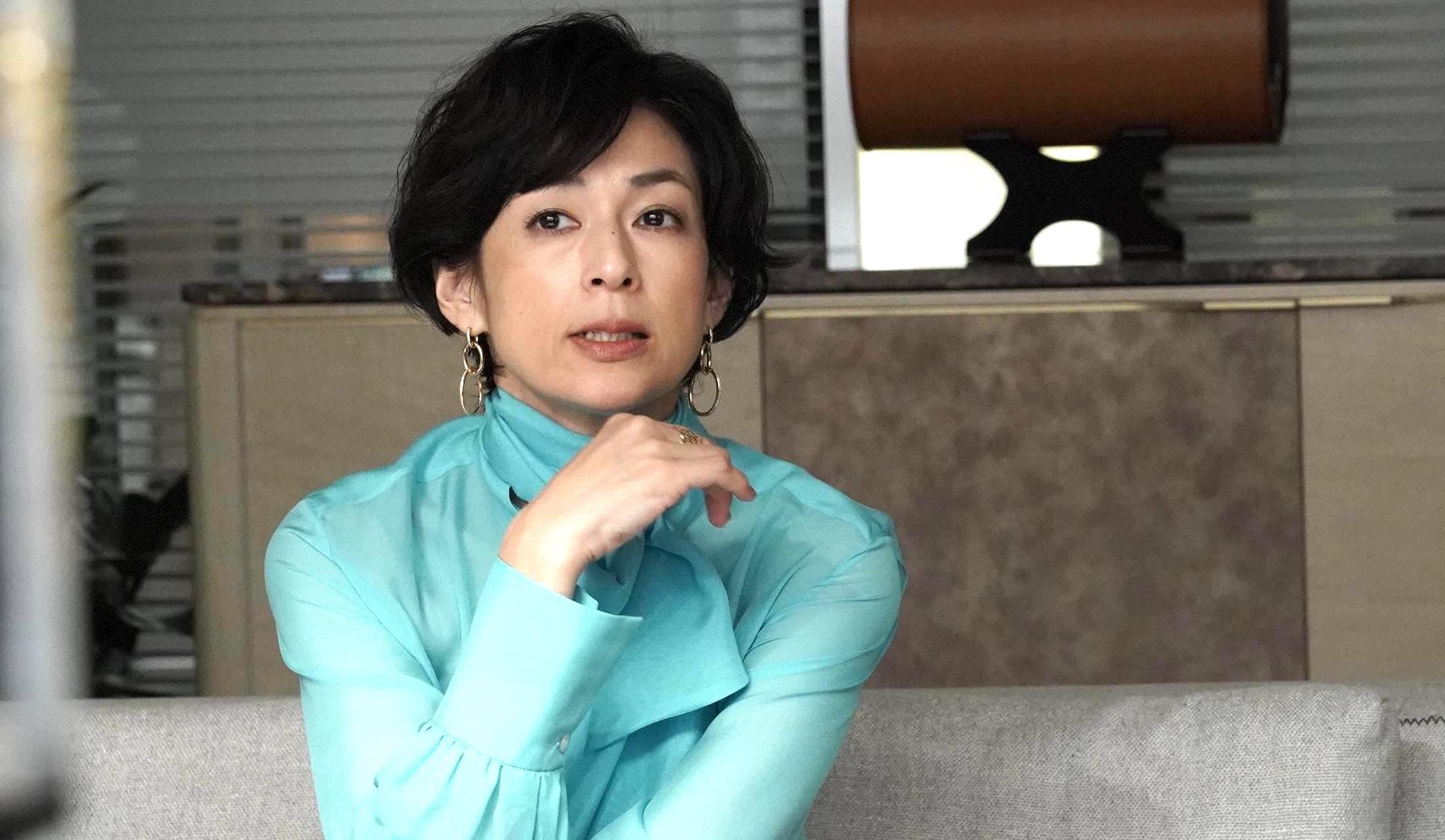 女優の鈴木保奈美さん