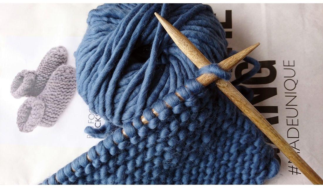 ファッショントレンドに沿った新作コレクションの発表や、環境問題への取り組みにも積極的な英国発のニッティングブランド「Wool and the Gang」の初心者でも数時間で作品が完成できるキットが人気です