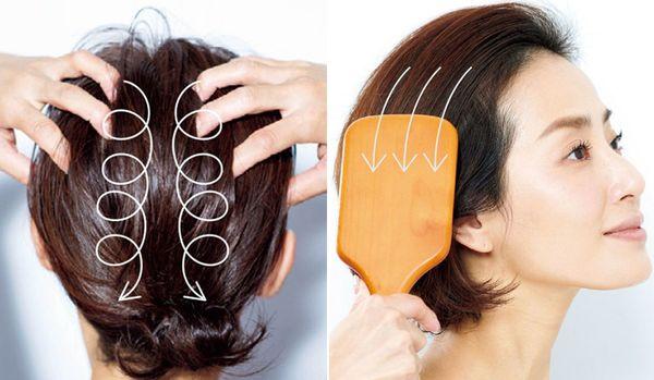 効果的な頭皮マッサージ|白髪・薄毛・リフトアップなどに効果のあるマッサージ方法と、オイルやブラシなどおすすめグッズまとめ