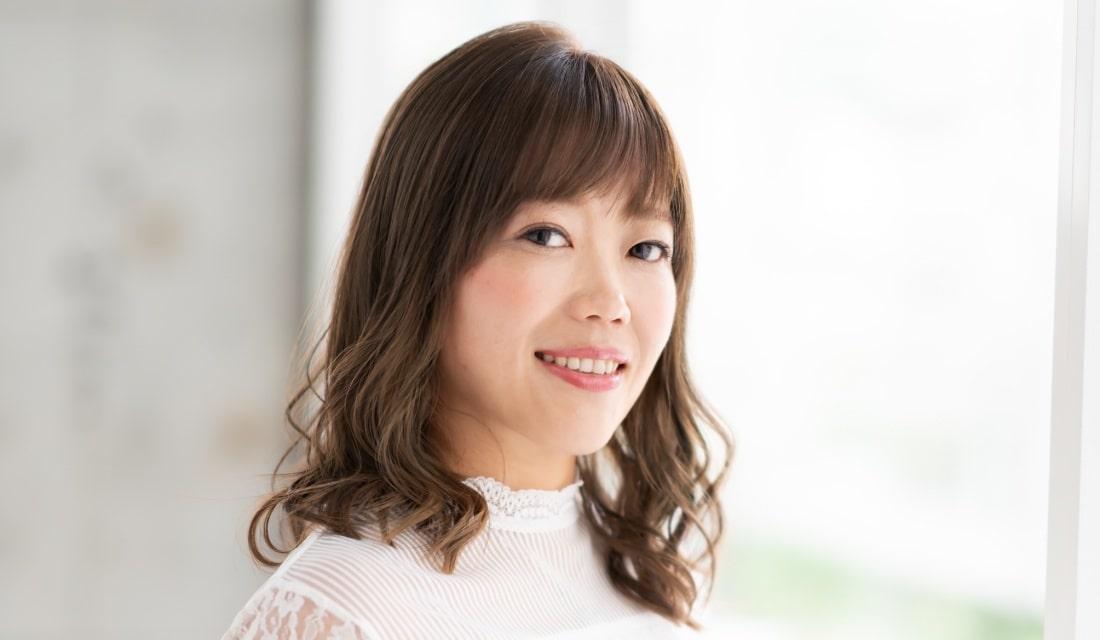ミディアムヘア代表:齊藤千鶴さん(41歳/自営業)