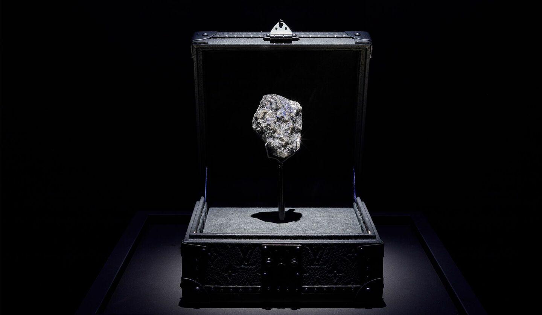 ルイ・ヴィトン所有のダイヤモンドの原石「スウェロ」