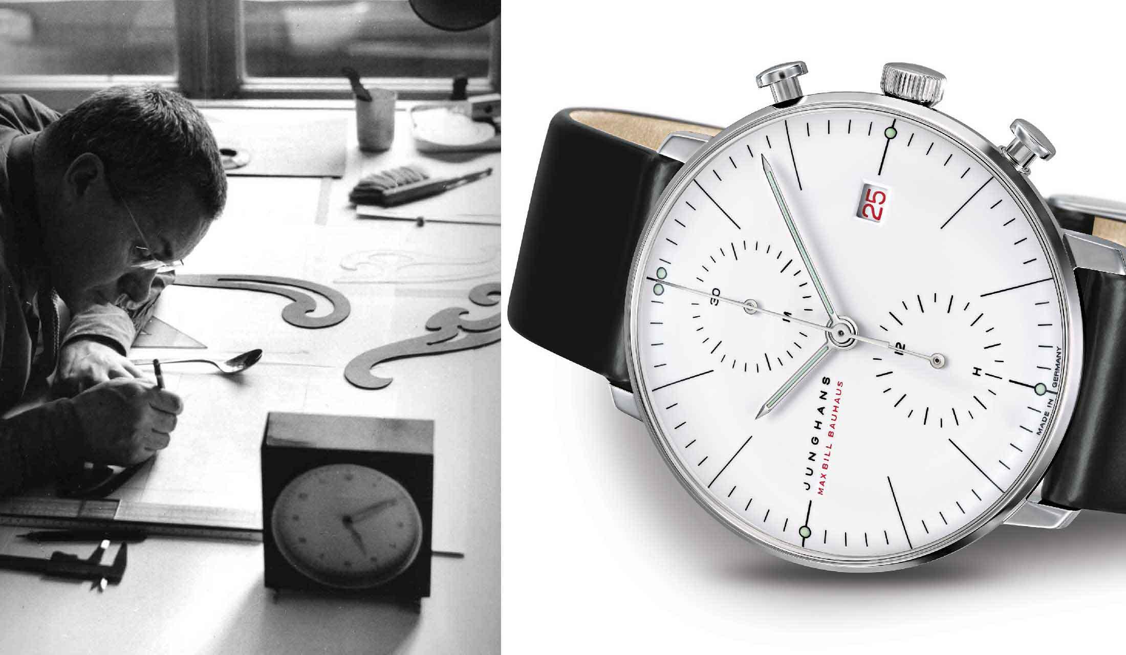 ユンハンスの時計
