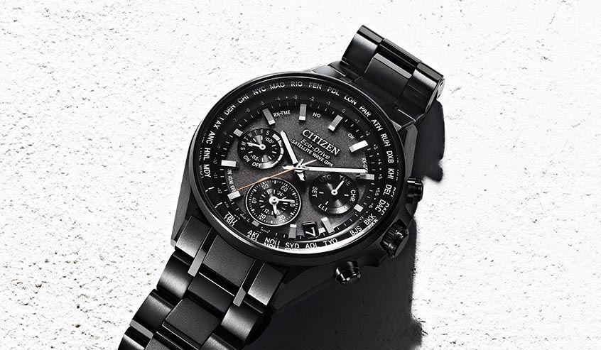 シチズン アテッサの腕時計