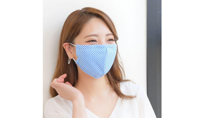 ピクシーパーティから登場した紫外線対策もできるクールタイプのマスク