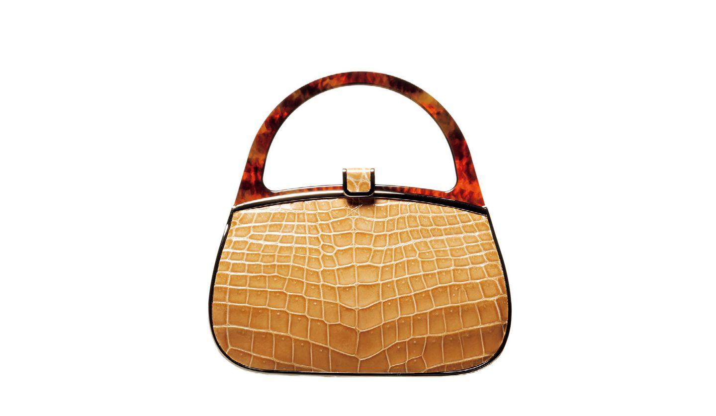モラビト(Morabito)のバッグ「レカン」