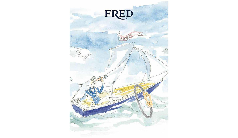 FRED(フレッド)のポップアップイベント「LES ESCALES」イメージ