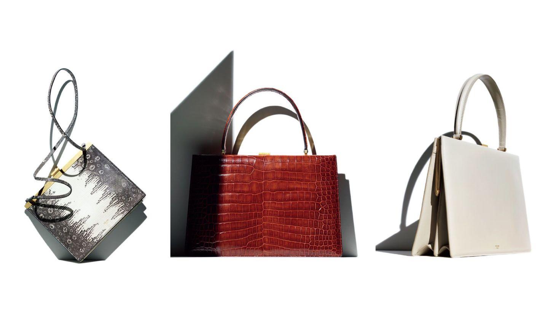 セリーヌのバッグ「クラスプ」