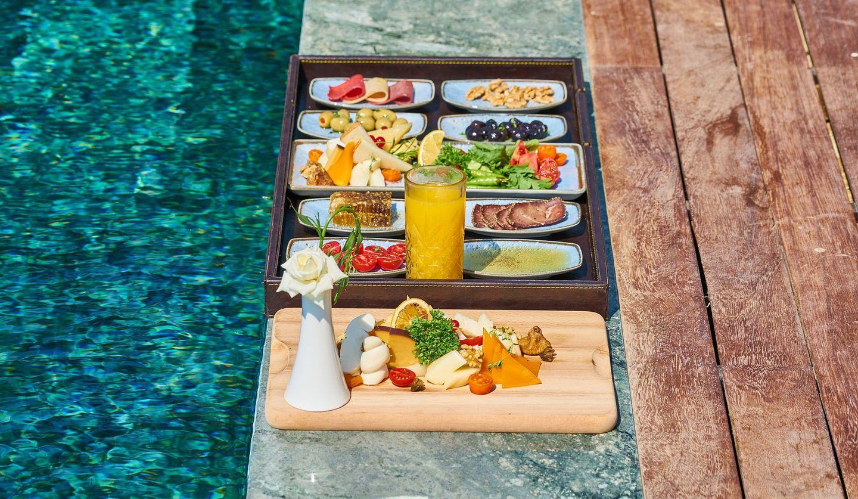ホテルの朝食イメージ