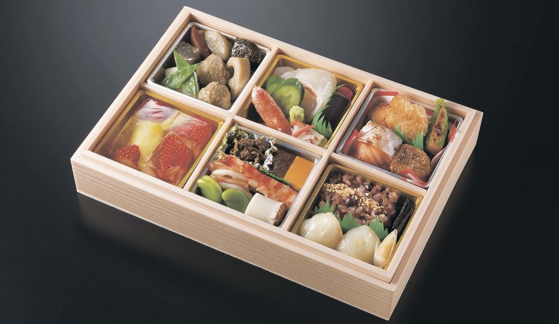 東京 吉兆の「季節膳」
