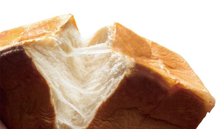 食パン「口どけの夢」の写真