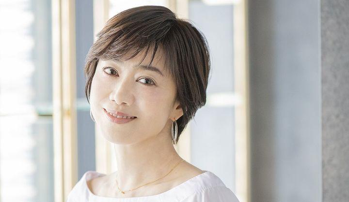 寺本真里さん(44歳/フラワーアレンジメント講師)