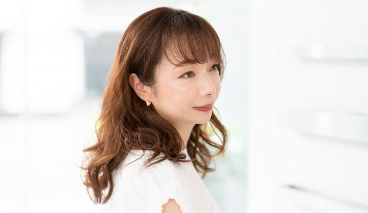福井明子さん(40歳/自営業)