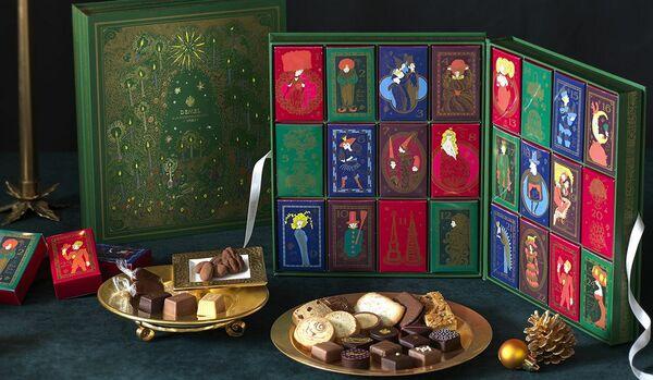 濃厚なチョコレートや芳醇なドライフルーツが楽しめる!2020年「クリスマススイーツ」6選