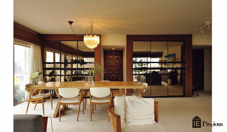 中国料理研究家・「華都飯店」オーナー、馬衣真さんのご自宅