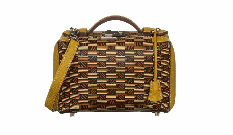 精巧なつくりのトランクがコンパクトになったモロー・パリの新作バッグ