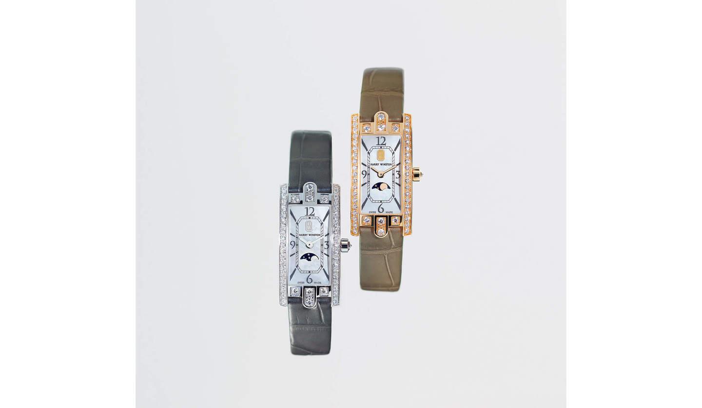 ハリー・ウィンストンの腕時計「HW アヴェニュー・コレクション」