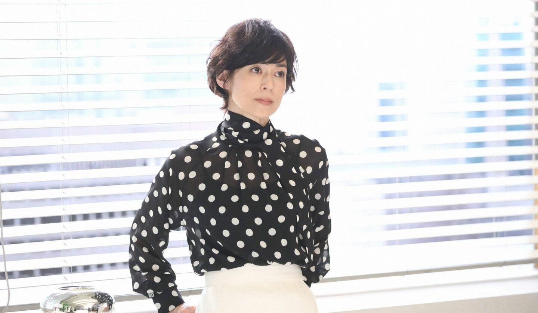 『SUITS/スーツ2』幸村チカ(鈴木保奈美さん) ©フジテレビ