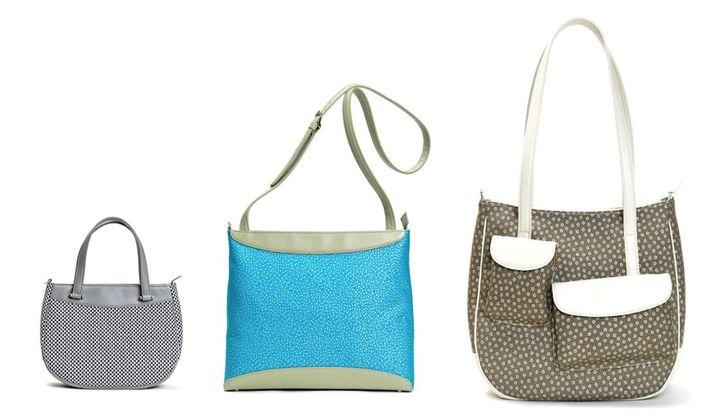 江戸の粋な美意識が詰まった、驚くほど軽い「新感覚のバッグ」