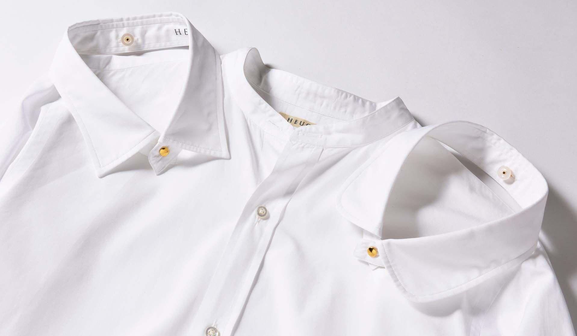 ユーゲンの白シャツ