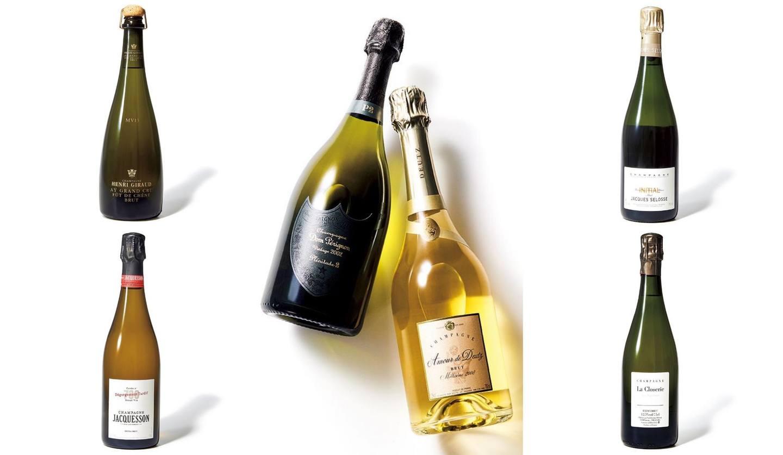 シャンパン6本