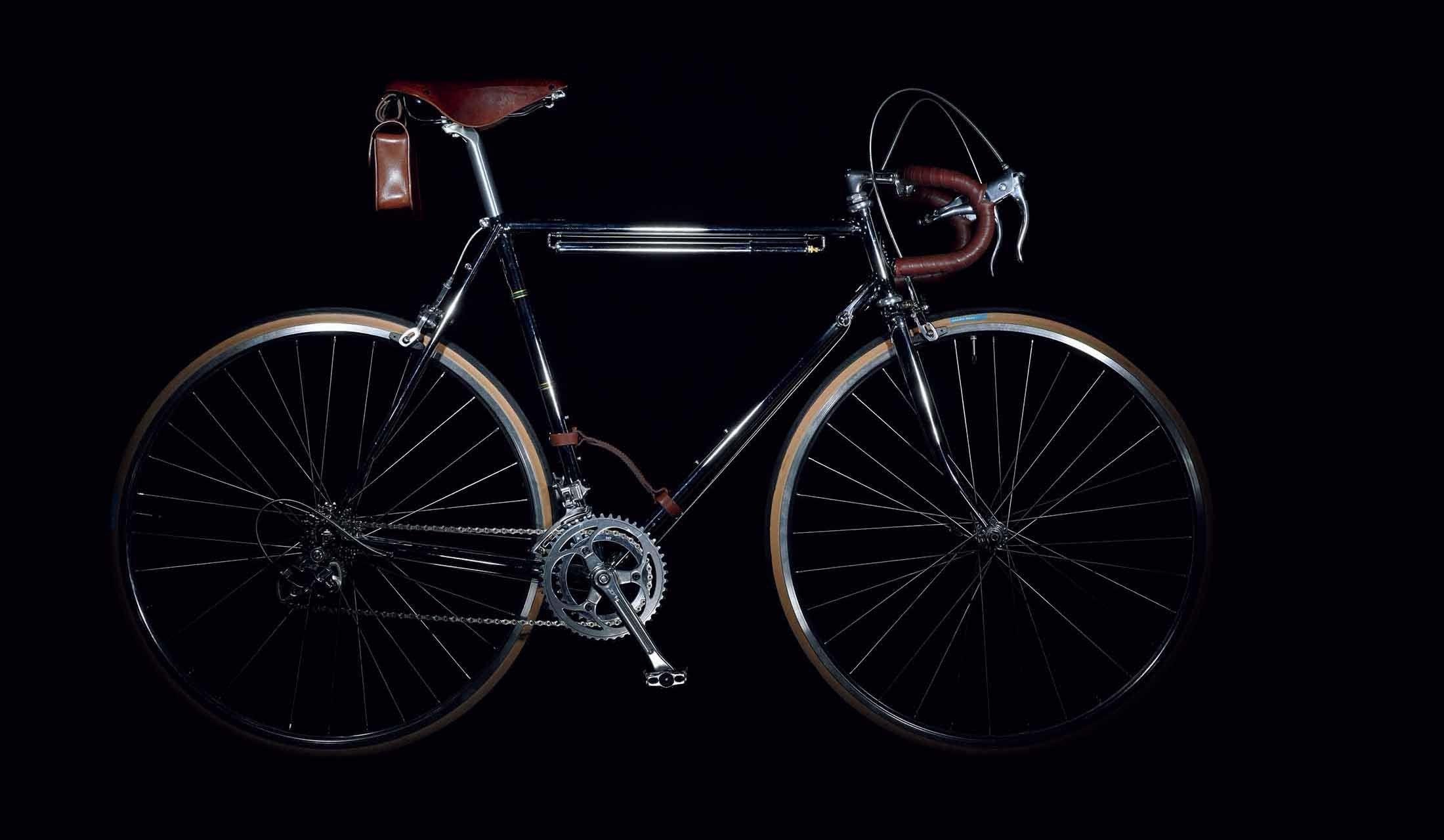東洋フレーム、the PARKの自転車