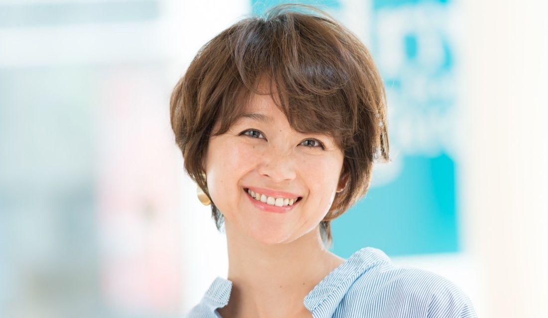RamieGINZAマネージャーの加藤貴大さんが手がけたショートヘア