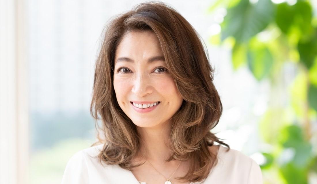 ミディアム代表:鈴木史江さん(51歳/オーガニックメイクアドバイザー)