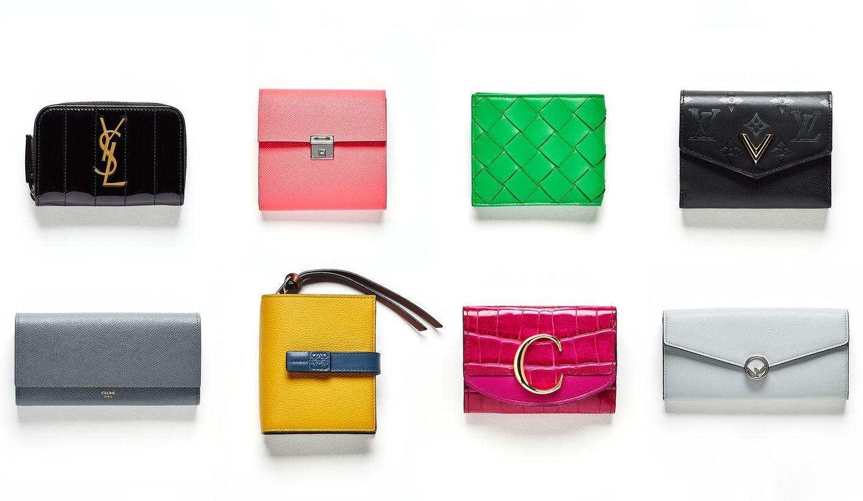 SAINT LAURENT(サンローラン)、HERMÈS(エルメス)、BOTTEGA VENETA(ボッテガ・ヴェネタ)、LOUIS VUITTON(ルイ・ヴィトン)、CELINE(セリーヌ)、LOEWE(ロエベ)、Chloé(クロエ)、FENDI(フェンディ)の2019年春夏の新作財布