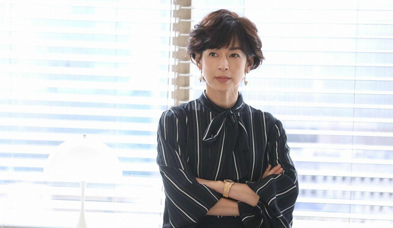 『SUITS/スーツ2』鈴木保奈美さん