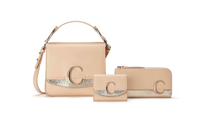 クロエのバッグと財布