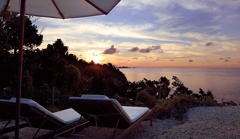 石垣島にあるホテル「JUSANDI(ユサンディ)」の絶景