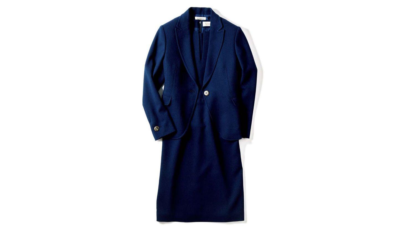和光のスカートスーツ