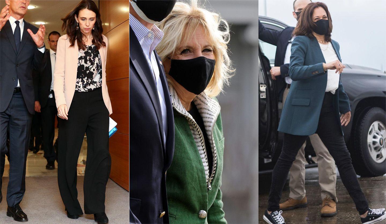 世界の政治家&ファーストレディのカラージャケットスタイル