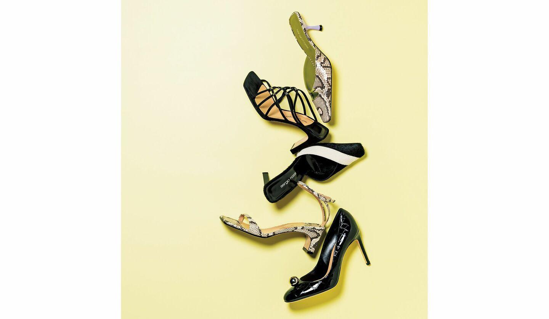 セルジオ ロッシの限定コレクションの靴
