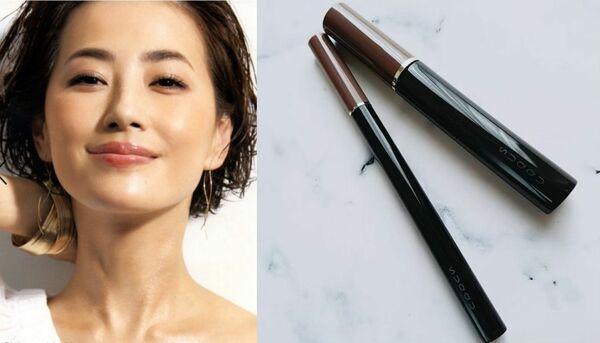 美容モデル・真樹麗子さんが実践中! 美人度&品が宿る眉の作り方