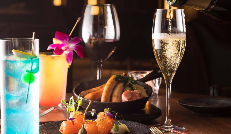 Dining Bar Aquavitのお酒