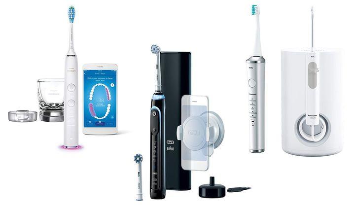おすすめ高級電動歯ブラシ8選|フィリップス、ブラウン、パナソニックの人気高級電動歯ブラシを厳選してご紹介!
