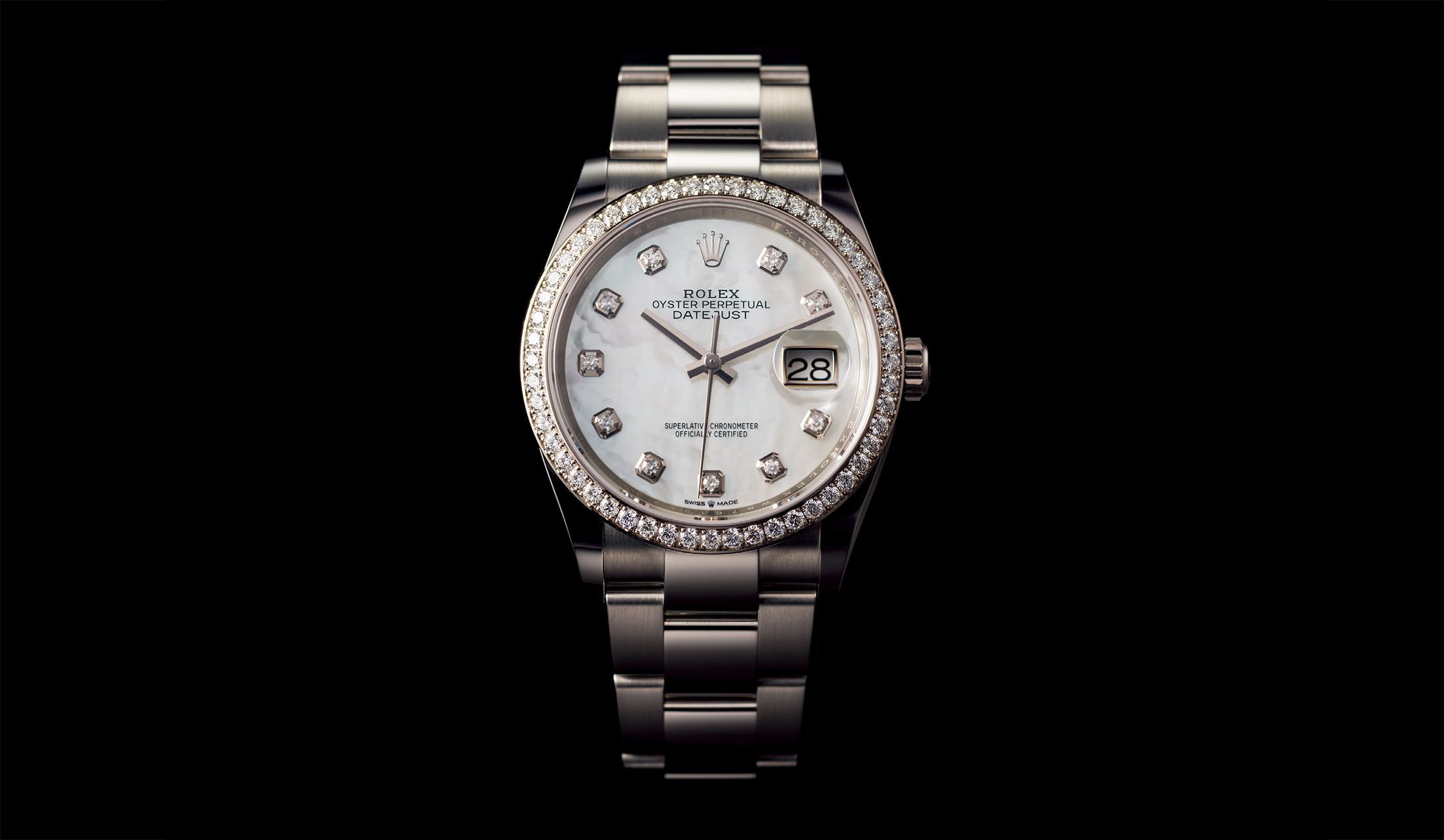 quality design ae51c 982a7 ロレックスの新作時計「オイスター パーペチュアル ...