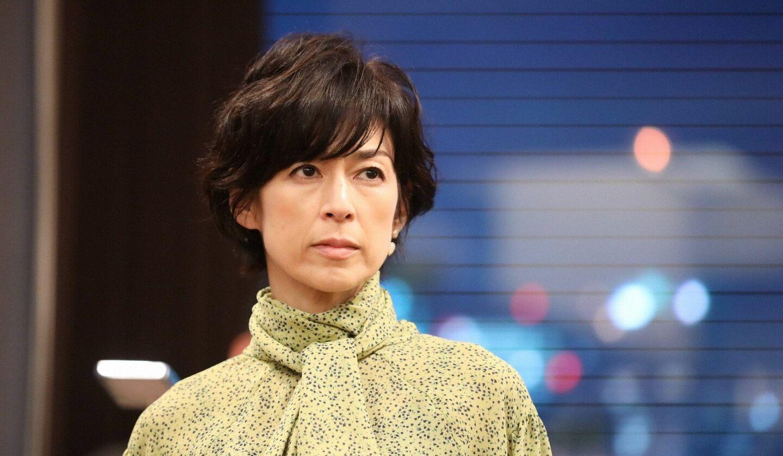 『SUITS/スーツ2』4話の幸村チカ(鈴木保奈美さんい)