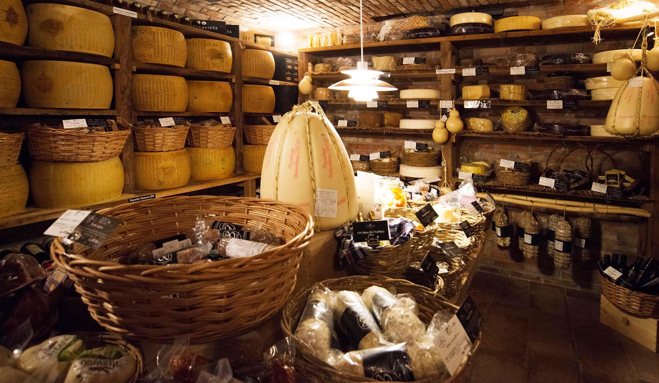 高級イタリアチーズ専門店「フィオール・ディ・マーゾ」