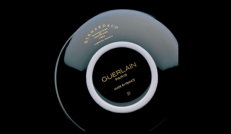 ゲランのオーキデ アンぺリアル ブラック クリーム ベルナルド