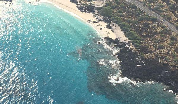 青い空で!碧い海で!ハワイ島の大自然と触れあう感動アクティビティー